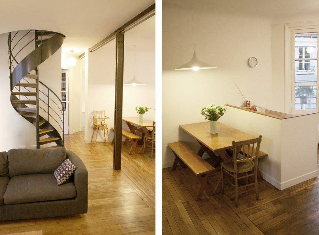 Appartement LAD