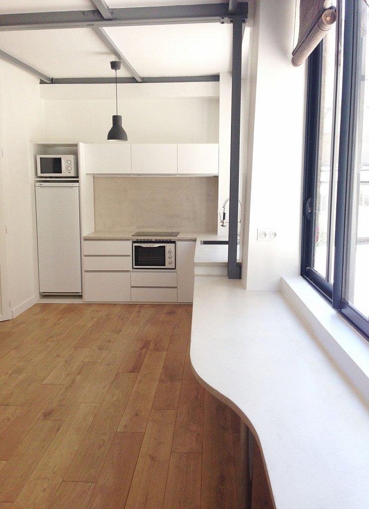 Appartement SAU