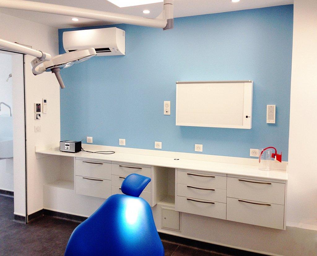 Cabinet de stomatologie